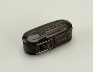 Factory F2, black Desk Tool, 1994