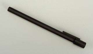 Ball Point Pen, black Cap, 1987