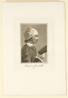 Print, Theodore Gardelle