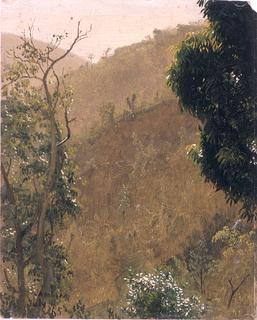 Drawing, Landscape, July 1865