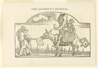 Print, The Jacobite's Journal