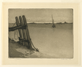 Print, Seascape