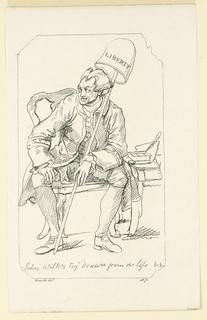 Print, John Wilkes Esqr.