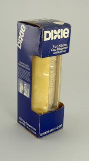 """Dixie Cup Dispenser"" Dispenser"