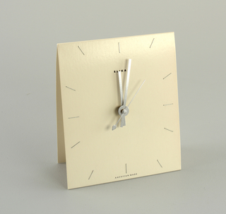 Staple Clock Clock, 1993