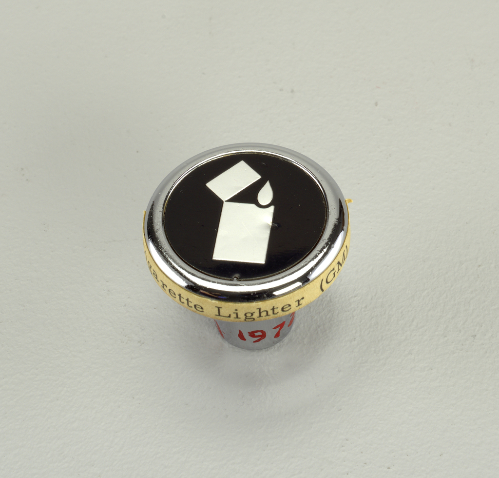 Cigarette Lighter knob