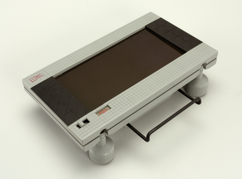 Decision Data Electroluminescent Panel Display Flat Screen (Prototype) Computer Monitor, 1985