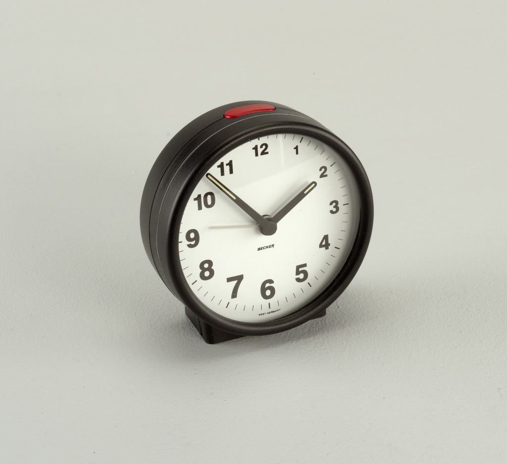 Clock (Germany), 1980