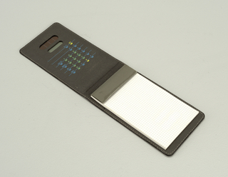 Mitronic Calculator and Memo Pad Calculator, 1983