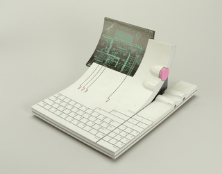 D.A.C. - LCD Computer (concept model) Computer, 1988