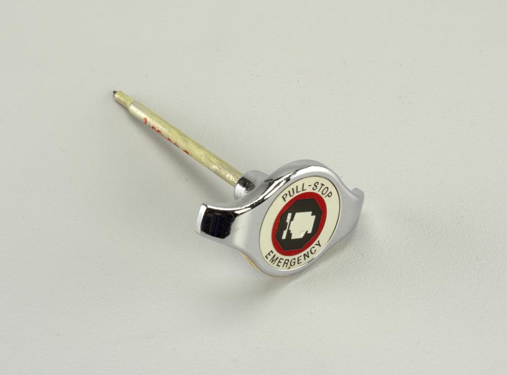 Emergency Brake knob