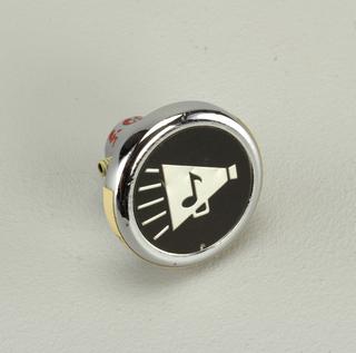 Radio knob