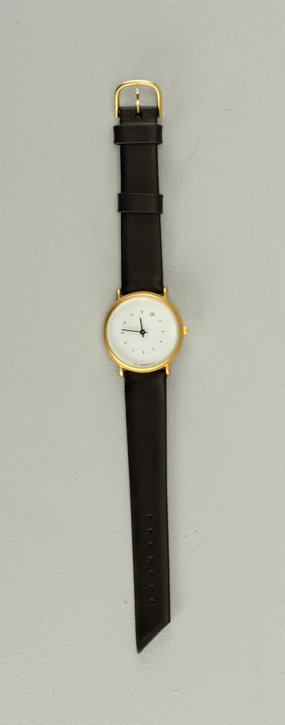 Dot-Gold Watch, 1980