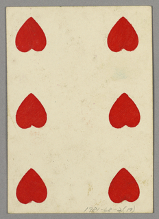 Playing Card (England)