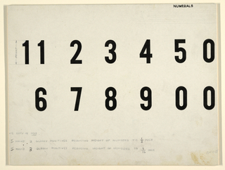 Numbers arranged in two rows.