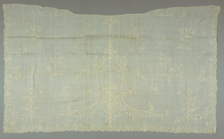 Bedcover, late 18th century