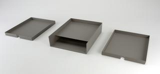 Oun Desk Tray, 1987