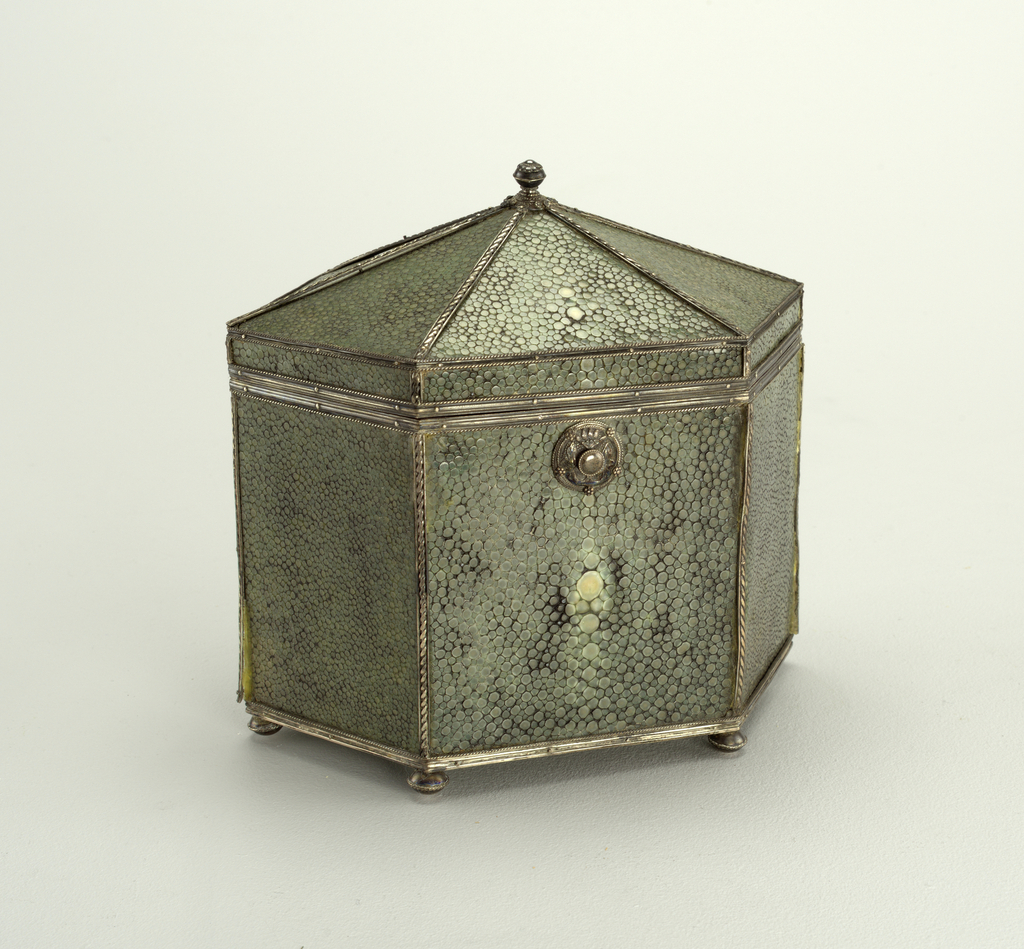 Box And Cover, 1785–95