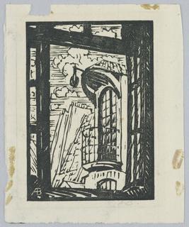 Print, The Benisovich Apartment in Paris