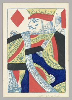 Playing Card (England)
