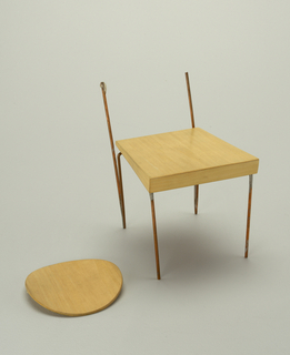 'vik-ter Chair Model, 1991