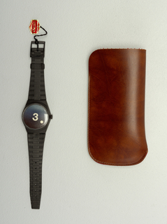 Wristwatch prototype