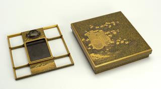 Scribe's Box (Japan), 1860–80