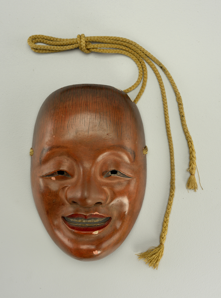 Mask (Japan), possibly 19th century
