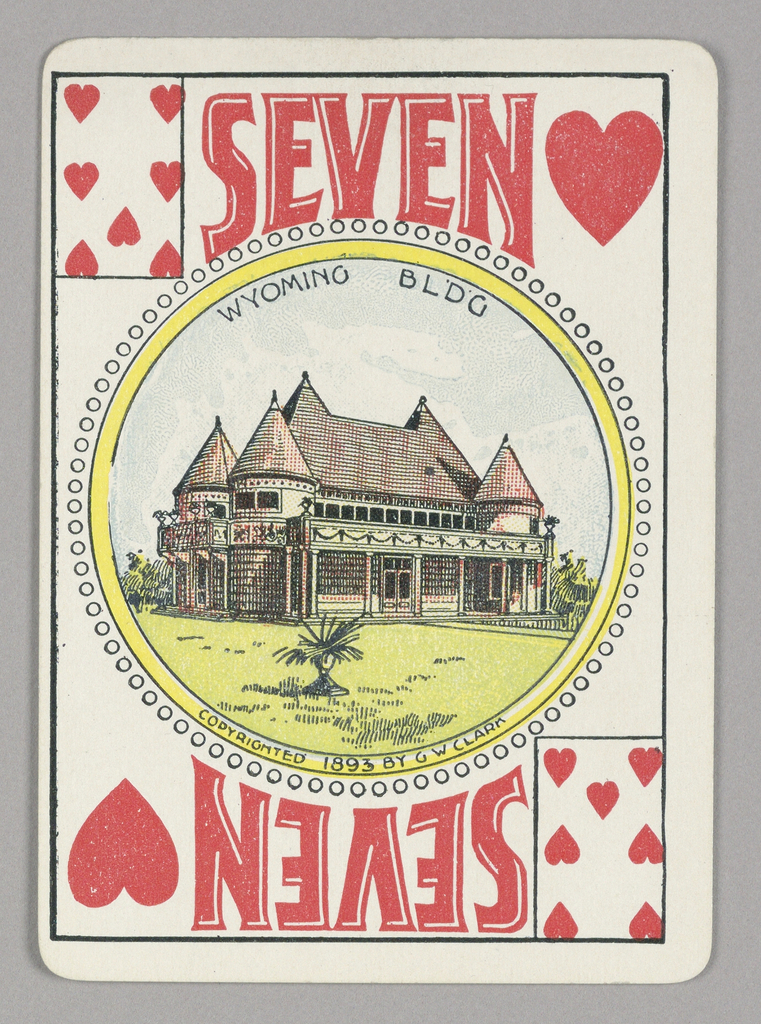 53 playing cards