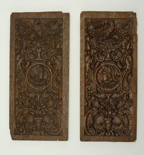 Panel, mid-16th century