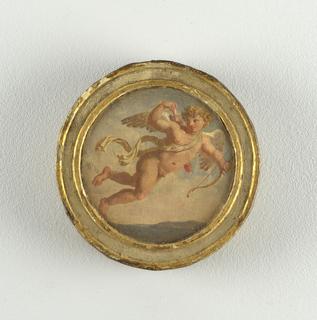 Cupid Plaque