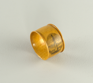 Napkin Ring (Scotland), ca. 1880