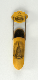 Eyeglass Case (Scotland), ca. 1880