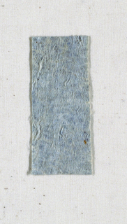 Tapa Cloth Fragment (Samoa)