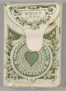 Card Case, 1889–1918