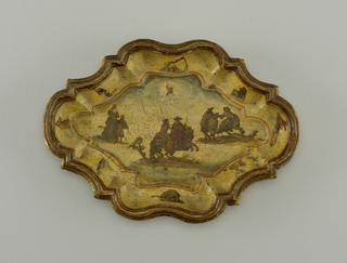 Dish (possibly France)