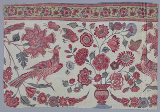 Chintz Fragments (India or Persia)