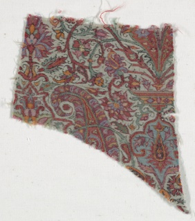Shawl Fragment (India)