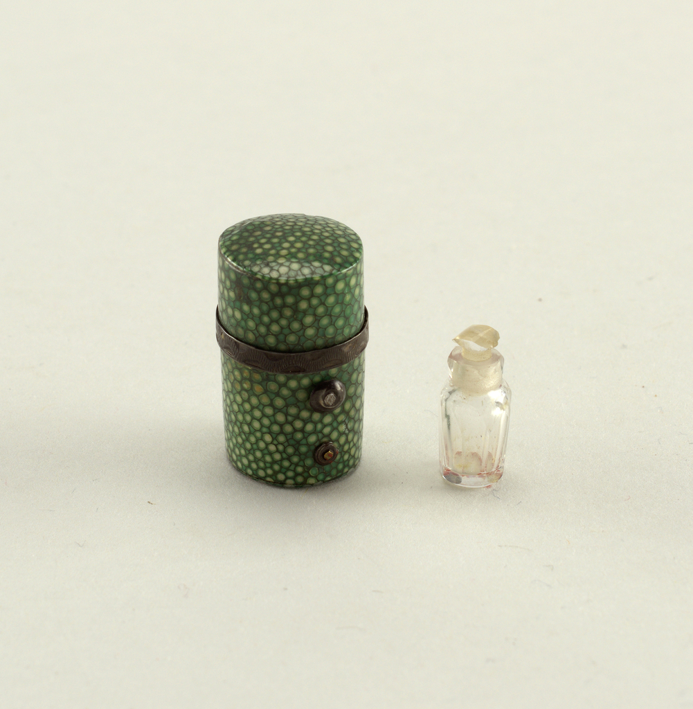 Scent Bottle Case, late 18th–early 19th century