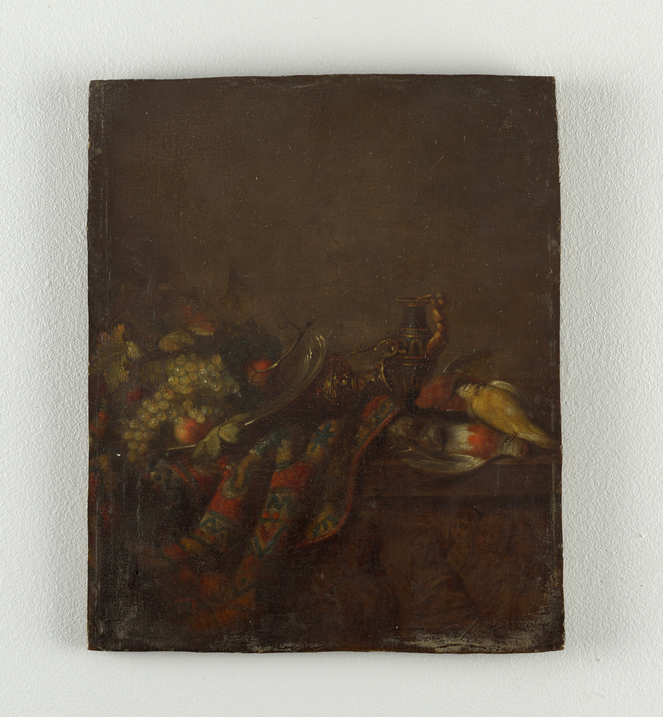 """Transcribed from tag """" Presented by the council.. / Purchase 1924. Museum 1930"""""""