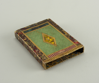 Slip case for a book Case, 19th century