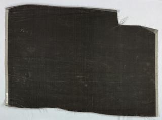 grey fragment, unpatterned