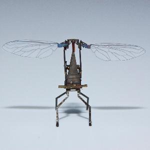 Bee-sized robot