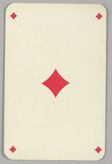 Playing Card, 1900