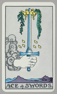 Card, late 20th century