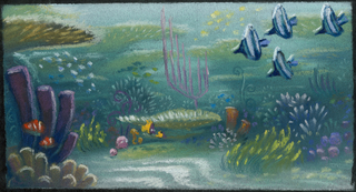 Sequence Pastel, First Day, Finding Nemo, 2003
