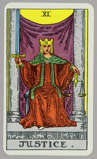 Card, late 20th century