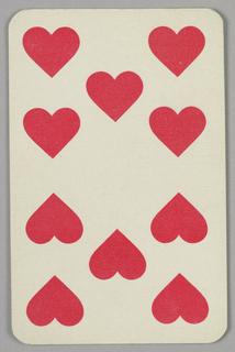 Plyaing Card, 1900