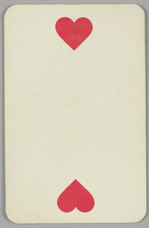 Playing Card, 1900