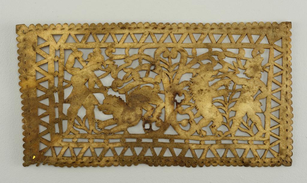 Panel (Italy), 18th century